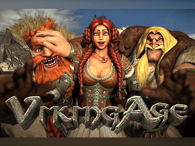 Эпоха Викингов – виртуальный игровой автомат онлайн