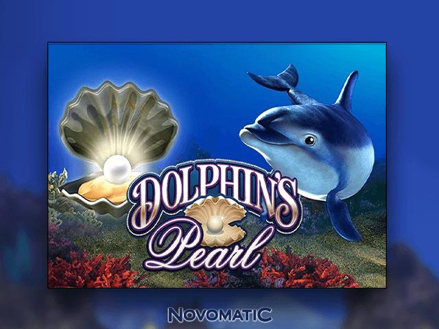 Dolphin's Pearl – игровой автомат с девятью линиями